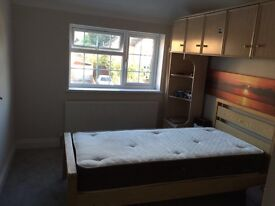 Beautiful bedroom in Earley in newly extended family home