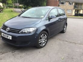 VW GOLF PLUS Very good condition 1 year's Mot, 2 new tyres