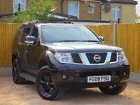 2008 Nissan Pathfinder 2.5 dCi Black