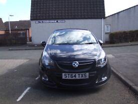 Vauxhall Corsa Sport VXR Carbon Black