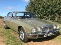 1977 Daimler Sovereign auto