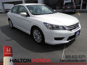 2014 Honda Accord Sedan LX|ACCIDENT FREE|ONE OWNER