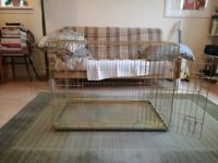 Large dog crate for sale (Leith)