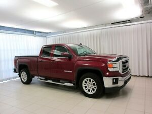 2014 GMC Sierra SLE 4x4 4DR 6PASS CREW CAB w/ Bluetooth, Backup