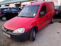 Vauxhall combo van 1.7tdi diesel very good runner very good engine and gear box 11 months mot