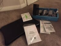 Wii fit plus pack minus controller boxed