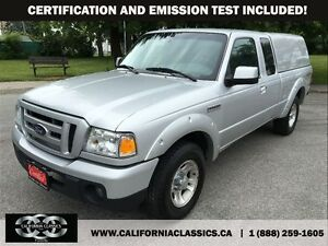 2010 Ford Ranger SPORT 4.0L AUTOMATIC - 2WD