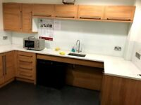 Fitted Kitchen with all assembled furniture,needs to be dismantled and collection from london area.