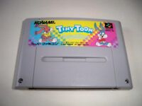 Tiny Toon Adventures: Buster Busts Loose - Super Famicom/SNES - NTSC-J