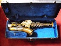 Tenor saxophone lafleur powertone boosey an hawkes