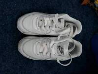 Boys Nike air max trainers