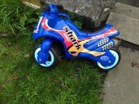 motorbike for toddler