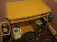 computer desk or any other use desk ex cond