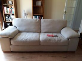 Harveys 3/4 seater, like new conditon, care kit included