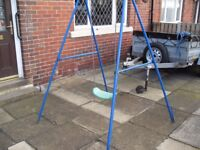 childs outdoor swing