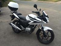 Honda CBF 125 Low Mileage!