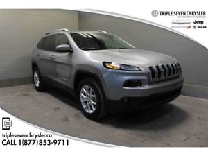 2017 Jeep Cherokee 4x4 North 8.4 Touchscreen - Bluetooth - Backu