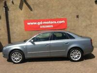 AUDI A4 2.0 TDI (07) FULL SERVICE HISTORY, 10 MONTH MOT, 97000 MILES, NOT MONDEO INSIGNIA 320d A6