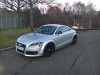 2007/56 Audi TT Coupé✅2.0 TFSI✅200BHP 6 speed manual HPI CLEAR in silver 4 Seats