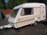 ABI Marauder Gold Caravan for sale