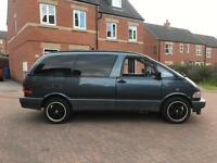 L REG TOYOTA PREVIA 2.4 GL AUTO 8 SEATER AUTOMATIC MODIFIED