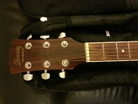 Ibanez - Electro-acoustic guitar. Model-PC300. Good condition. sounds great. selling coz leaving UK
