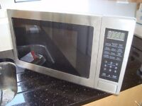 MICROWAVE / GRILL BY KENWOOD MODEL K30 GSS 13 AS NEW, BOXED