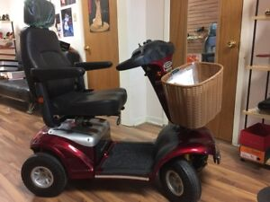 Demo Model Scooters and Power Chairs $500 and up