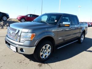 2011 Ford F-150 Lariat, 4x4, SYNC, Max Trailer Tow