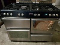 STOVES 110cm Gas and electric RANGE COOKER (BRING YOUR OLD ONE AND GET NEW-25%)