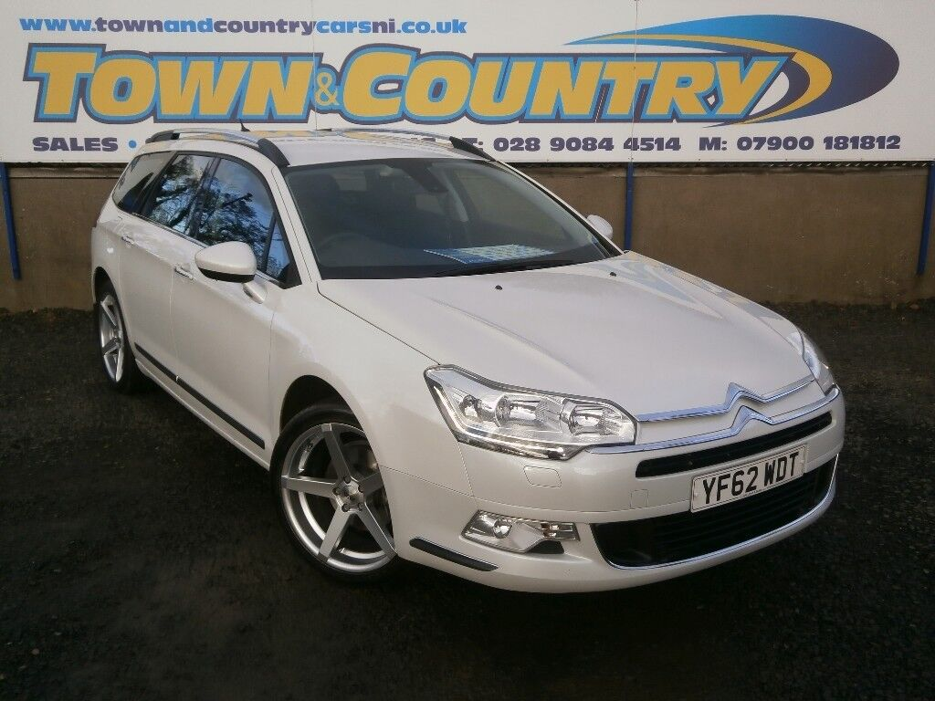 ***2013 Citroen C5 VTR+ HDI ESTATE **ONLY 34k!!!**STUNNING