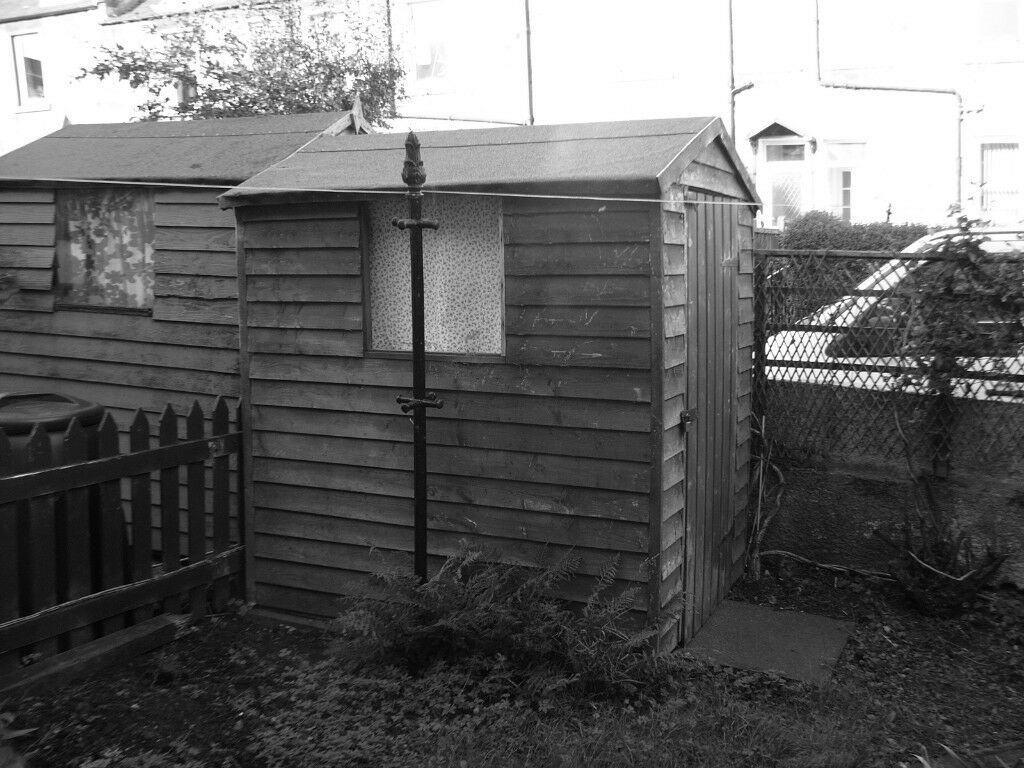 timber garden shed 60 x - Garden Sheds Edinburgh