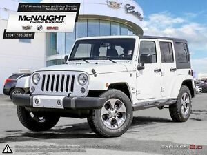 2016 Jeep WRANGLER UNLIMITED Sahara | 4X4 | Unlimited