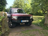 LAND ROVER DISCOVERY TD5 AUTO MASSIVE SPEC
