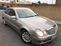 Mercedes-Benz E Classedit 3.0 E280 CDI Elegance 7G-Tronic 4dr,1 OWNER,NEW MOT,FULL SERVICE,HPI CLEAR