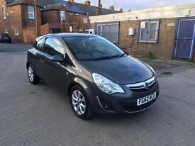 2012 Vauxhall Corsa D facelift low miles 0 previous keepers NO VAT!