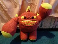 skylanders swap force eruptor plush soft toy 11 inches 28 cm