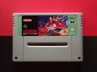 Aladdin Super Nintendo Supernintendo SNES Super NES retro games Vintage GAMEPO