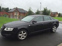 07 AUDI A6 2.0 TDI SE FULL LEATHER AUTO P/EX WELCOME