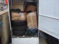 for sale trailer model alko 750 kg full box aluminum ready to go