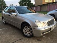 MERCEDES C220 CDI**AUTOMATIC**DIESEL**2 OWNERS**2 KEYS**HPI CLEAR**