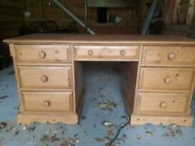 7 DRAWS GEST IN OLD PINE
