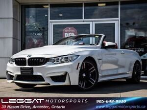 2016 BMW M4 ONLY 36232 KMS!!