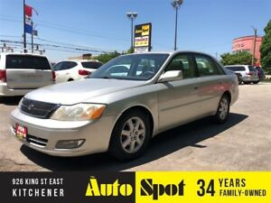 2000 Toyota Avalon XLS/METICULOUSLY MAINTAINED!/PRICED - QUICK S