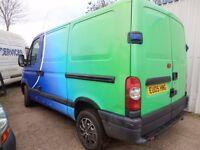 Funky Renault Master SWB Low miles Van, Newly MOT'd & Serviced
