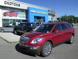 2012 Buick Enclave Premium AWD NAV Heated AND Cooled Seats