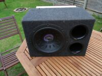 axton sobwoofer used