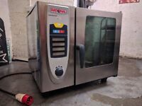 Rational SCC 61 Electric Commercial Oven