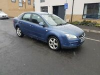 2005 FORD FOCUS GHIA 1.6 PETROL MANUAL ONLY 62000 MILES
