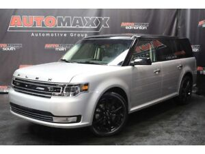 2018 Ford Flex Limited Loaded!!